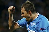 Вторая победа «Зенита» в Лиге чемпионов
