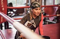 Анастасия Янькова готовится ко второму бою по правилам ММА