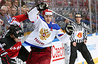 Кто лучший игрок сборной России на чемпионате мира?