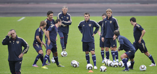 Динияр Билялетдинов: «После матча с болгарами нас критиковали по делу»
