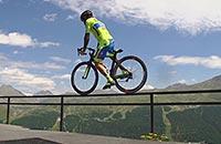 Трюки на велосипеде: как такое возможно