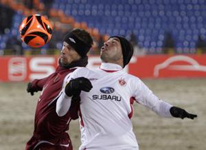«Предлагаю футбол включить на Сочи-2014 как зимний вид спорта»