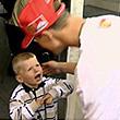 Мимими дня. Встреча Михаэля Шумахера с маленьким Максом Ферстаппеном