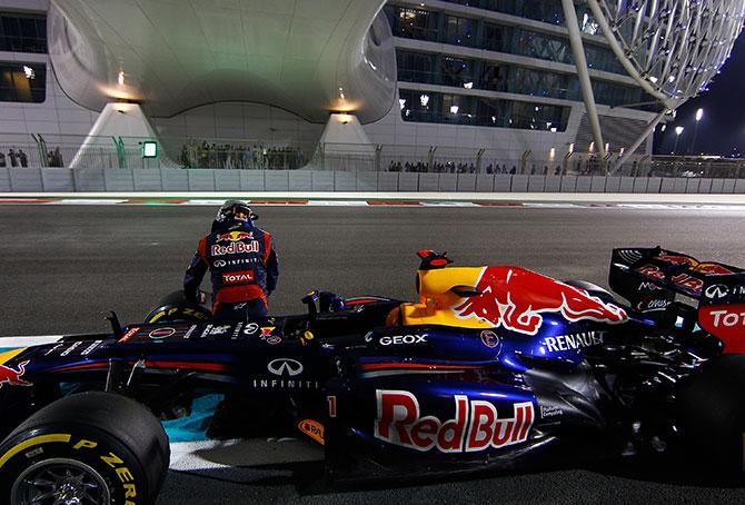 5 причин смотреть Гран-при Абу-Даби