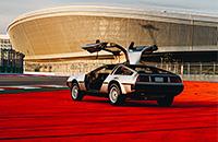 DeLorean на «Сочи Автодроме»