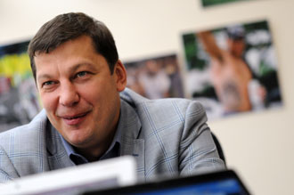 Сергей Панов: «Легендой меня пока не называют»
