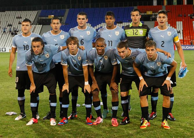 За кем следить на молодежном чемпионате мира: Уругвай
