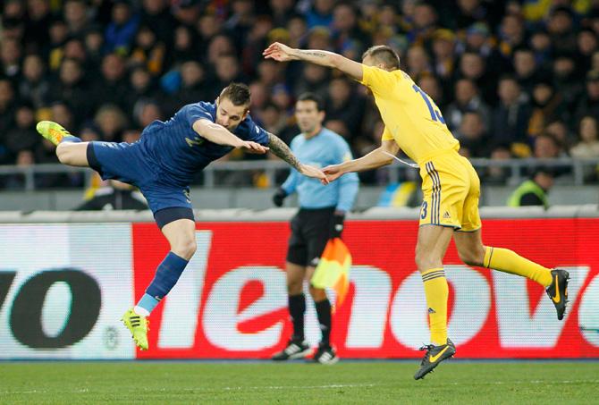 Окно в Париж. Почему сборная Украины – новый пример для подражания