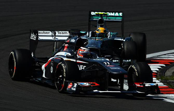 5 способов сделать «Формулу-1» интереснее