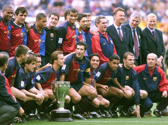 Команды, которые мы не забудем. «Барселона» 1997 – 2000
