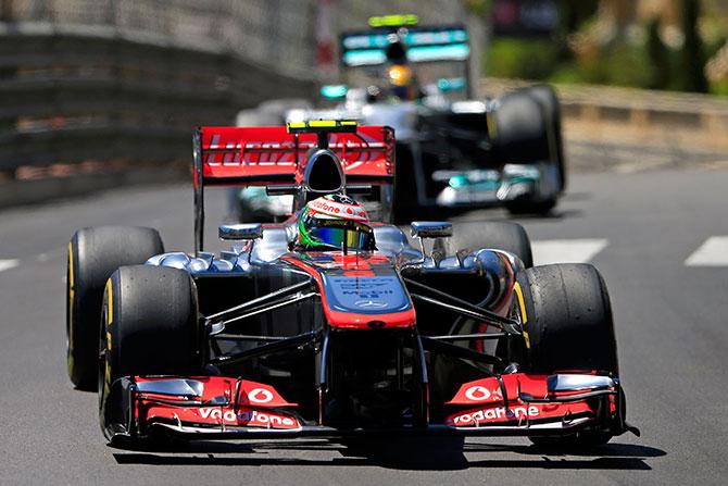 Перес — реверте. Разбор спорных эпизодов Гран-при Монако