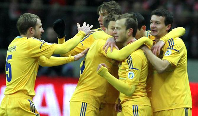 Взяли на Одессу. Как сборная Украины побеждала Молдову