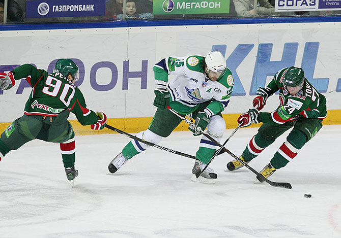 Только раз в году. 10 главных кубковых бойцов КХЛ
