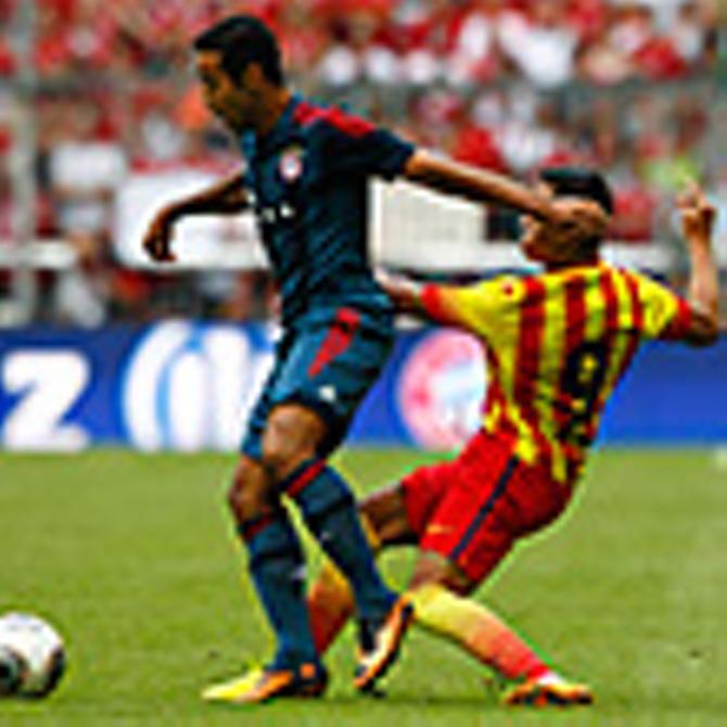Гвардиола обыграл «Барселону». Как это было