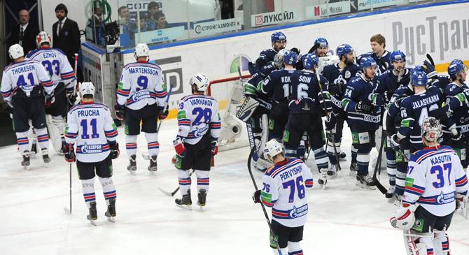 Ржи-ка. Как СКА снова проиграл «Динамо»