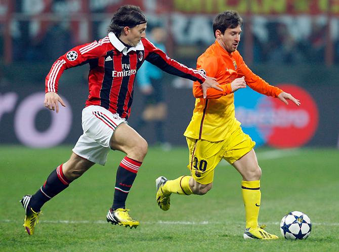 Рецепт Ируреты. «Барселона» – «Милан» и другие ответные матчи плей-офф Лиги чемпионов