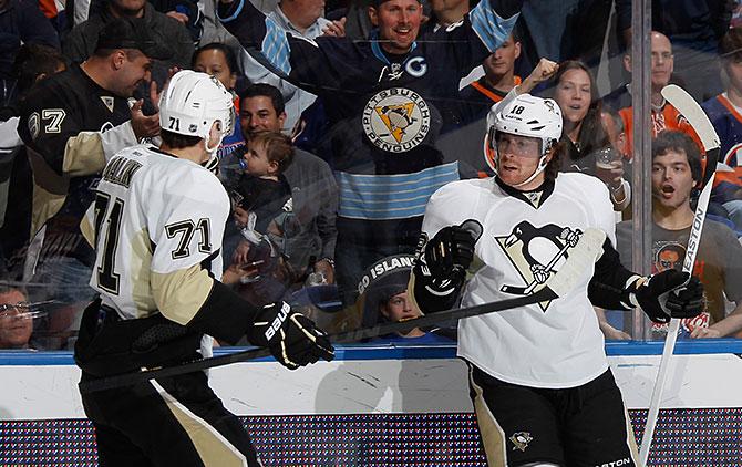 Лучшие игроки и разочарования второго раунда плей-офф НХЛ