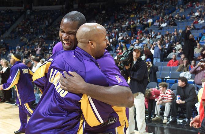 Лучшие команды НБА. «Лейкерс»-2001