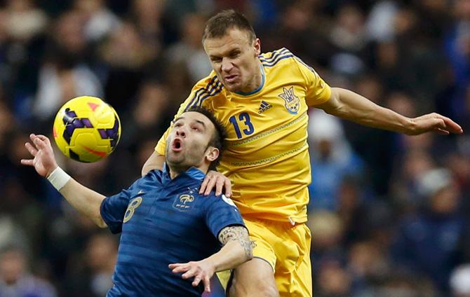 Изгнание из рая. Почему сборная Украины не поедет в Бразилию и как с этим жить