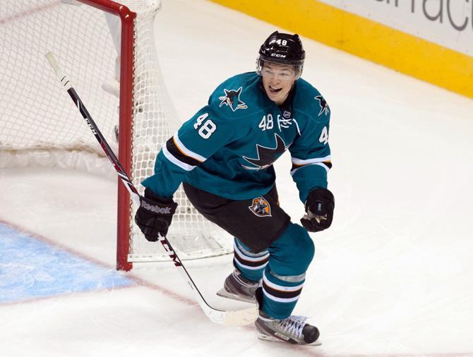 Покер Томаша Гертла и еще 7 лучших дебютов в НХЛ после локаута