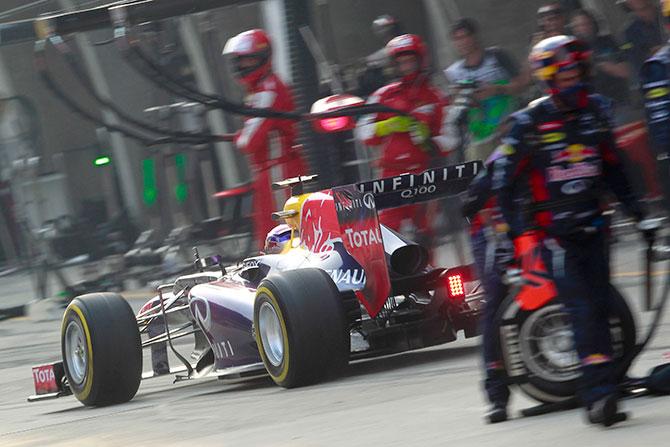Узкий взор. Обзор технических новинок «Формулы-1»