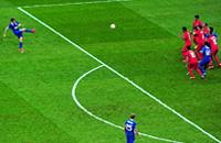 Все голы матча «Днепр» – «Севилья»