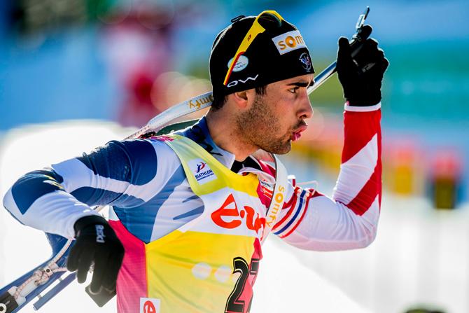 Д'Артаньян и его лыжи. Как Мартен Фуркад выиграл все трофеи сезона
