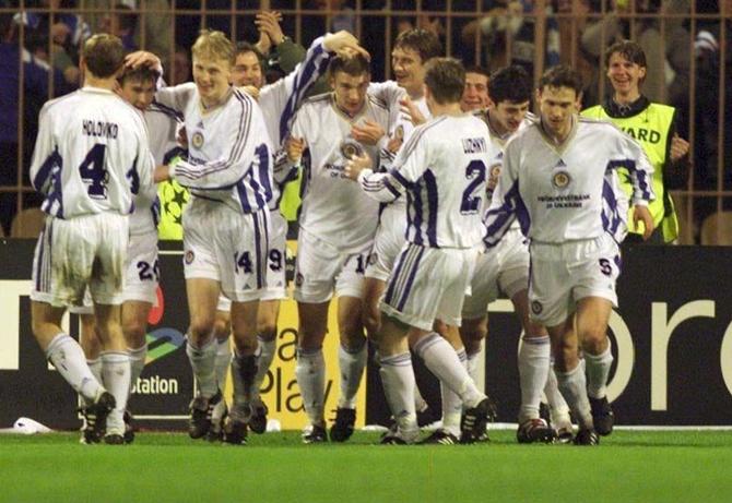 Команды, которые мы не забудем. Киевское «Динамо» 1997-1999