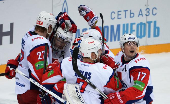 0 очков СКА в матчах против «Локомотива» и 5 других сюжетов последних дней КХЛ