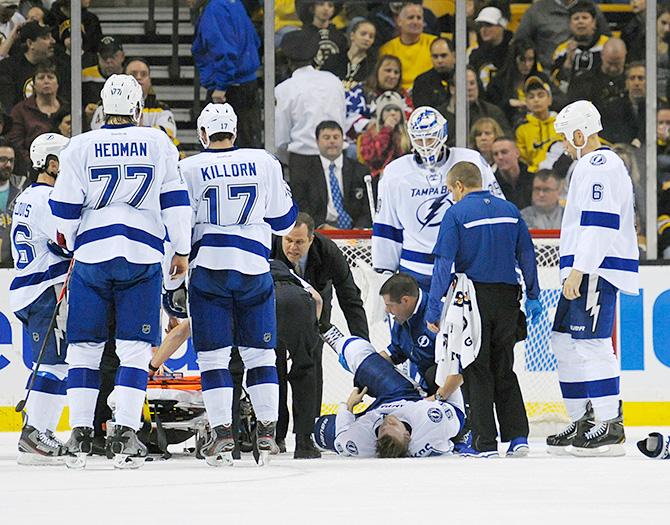 Травма Стэмкоса, проблемы «Питтсбурга» и другие события шестой недели сезона в НХЛ