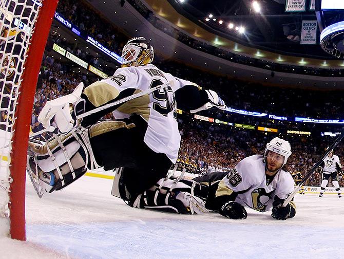 Птичий грипп. Все, что нужно знать о третьих матчах полуфиналов плей-офф НХЛ