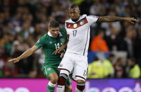 Германия проиграла Ирландии и другие голы четверга в отборе Евро-2016
