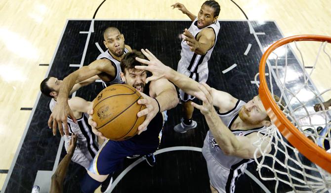 Плей-офф НБА. Девяностые против десятых