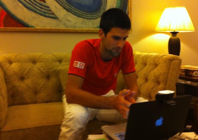 «Читаю Sports.ru и офигеваю». Как теннисисты общаются в соцсетях