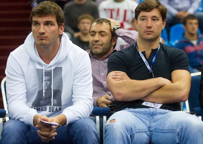 «Донбасс», «Нью-Джерси» и еще 4 клуба для Николая Жердева