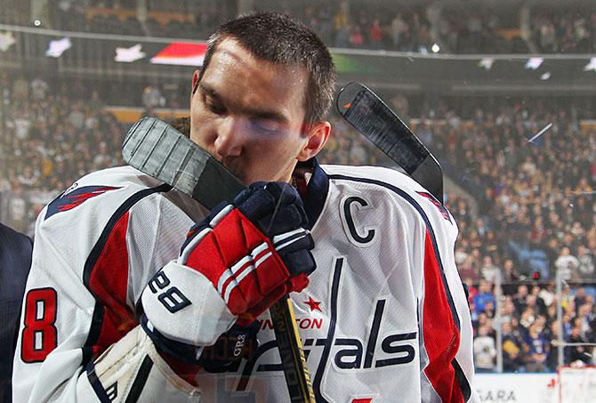 Овечкин, Стэмкос и все-все-все. Кто станет лучшим снайпером сезона в НХЛ