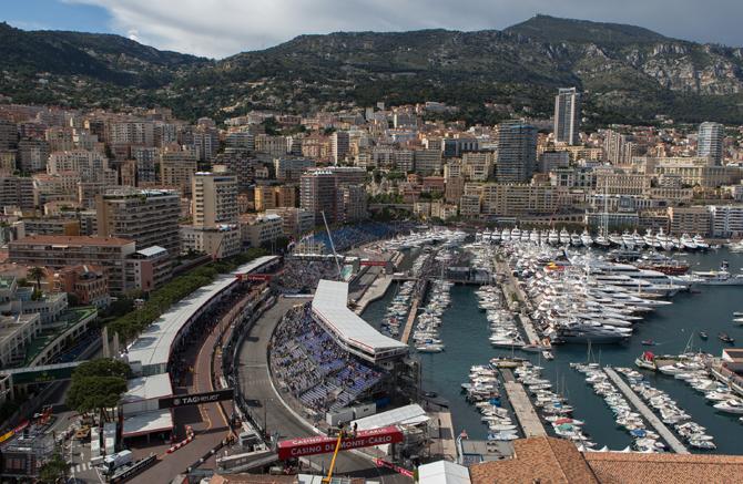 Гран-при Монако. Как Росберг одержал первую победу в сезоне