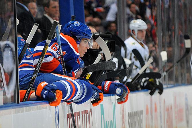 Якупов и еще 6 претендентов на звание лучшего новичка НХЛ