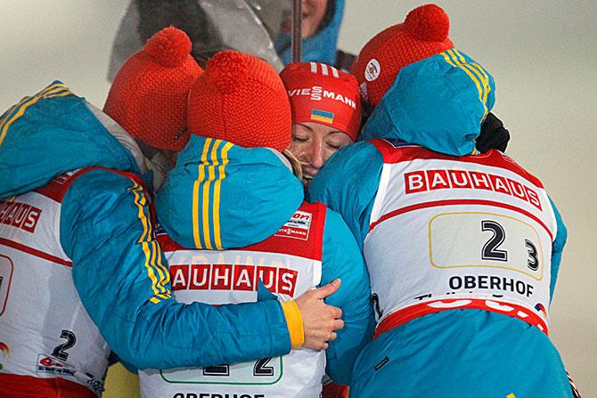 Обыкновенное чудо. Почему украинские биатлонистки провели лучший сезон за 12 лет