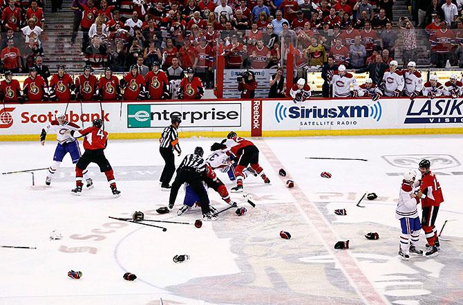 Зубная фея. Все, что нужно знать о плей-офф НХЛ 5-6 мая
