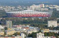 7 главных фактов о Национальном стадионе в Варшаве