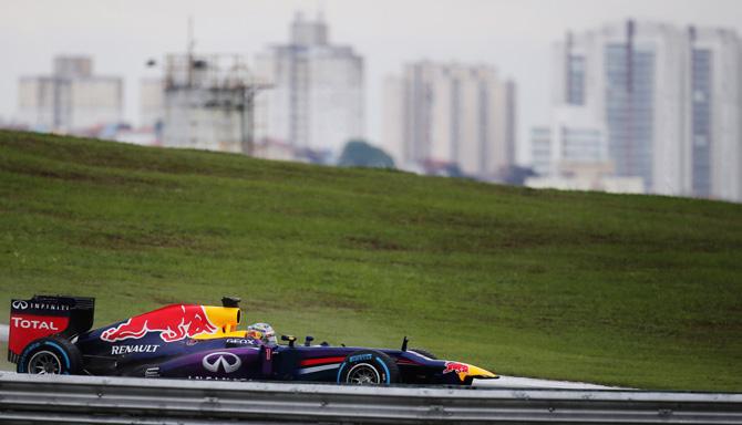 Гран-при Бразилии. Как Феттель повторил «вечный» рекорд Аскари