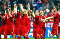 Дискотека «Бавария». Как мюнхенцы обыграли «Барселону»