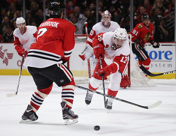 Молотки и гвозди. Все, что нужно знать о плей-офф НХЛ 15-17 мая