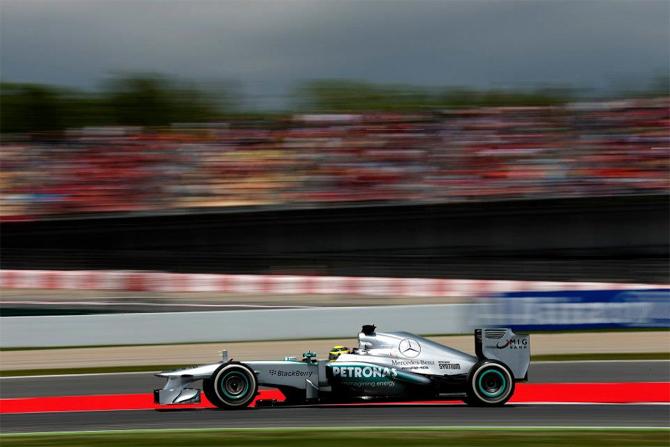 Гран-при Испании. Как Алонсо выиграл домашнюю гонку