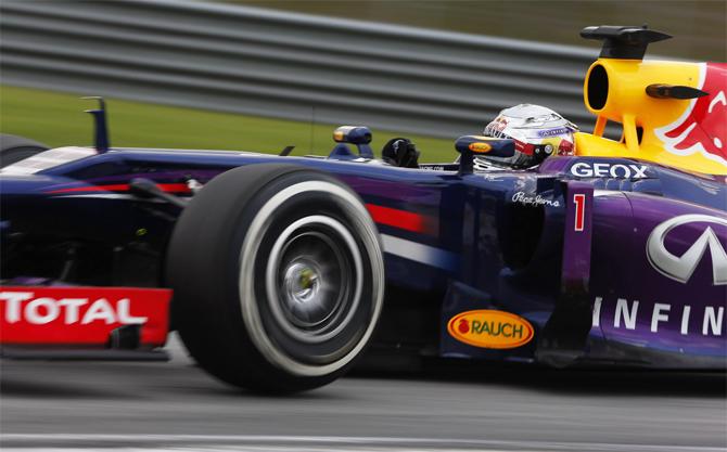 Гран-при Малайзии. Как Феттель выиграл гонку на «Сепанге»