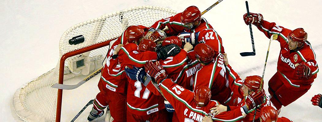 Ретро дня. 15 лет назад сборная Беларуси одержала легендарную победу над шведами