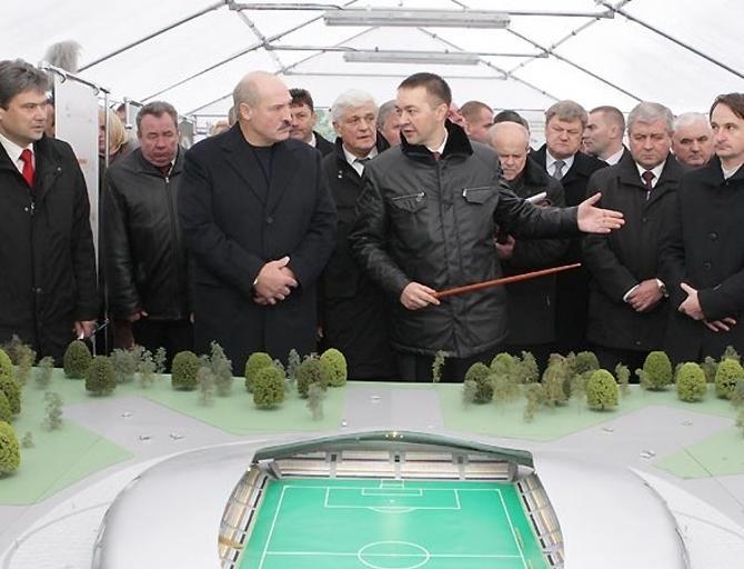 Анатолий Капский помогал президенту в ходе избирательной кампании по велению совести