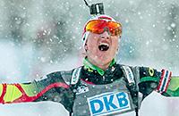 Домрачева и еще 12 самых побеждающих спортсменов этой зимы