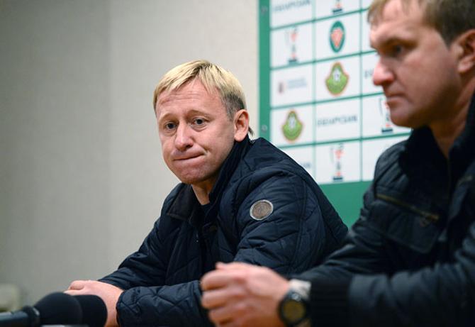 Александр Ермакович пока кажется намного более спокойной копией Виктора Гончаренко